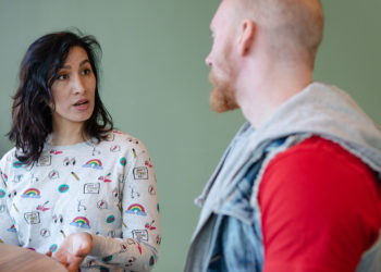Bruggen bouwen tussen media en trans personen